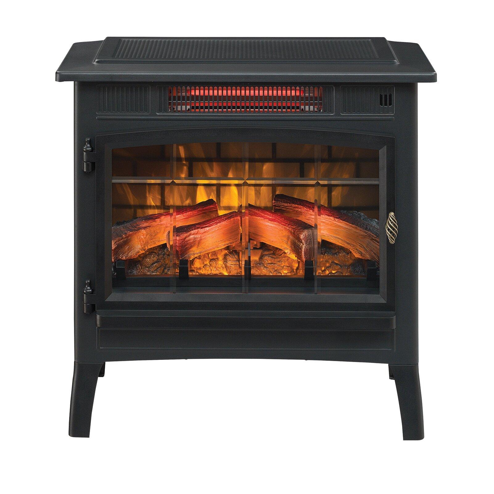 Duraflame Infrared Quartz Electric Fireplace Amp Reviews