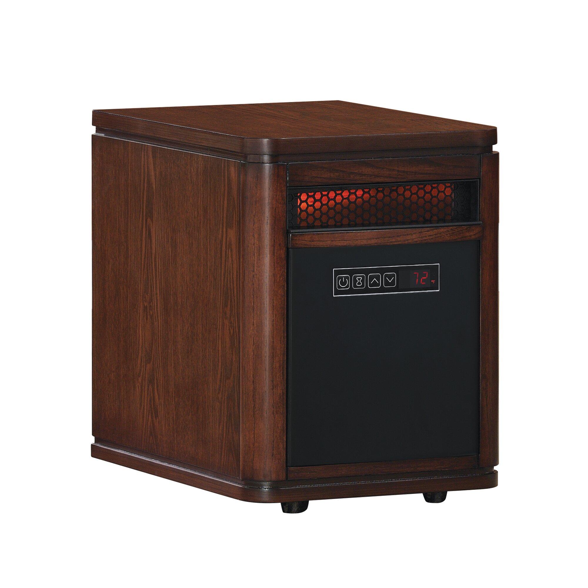 Duraflame 5 200 Btu Portable Electric Infrared Cabinet