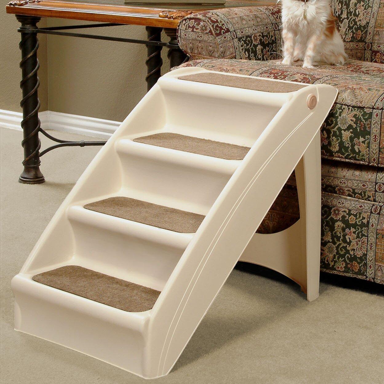 Solvit Pupstep Plus 4 Step 20 Quot Pet Stair Amp Reviews Wayfair