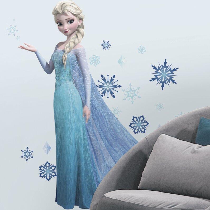 Room Mates 44 Piece Disney Frozen Elsa Giant Wall Decal