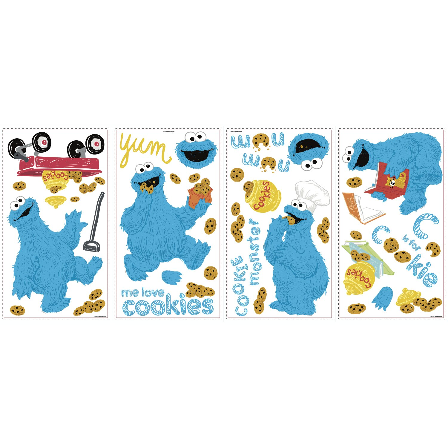 Rustic Dining Room Tables For Sale Room Mates Popular Characters Sesame Street Me Love Cookie