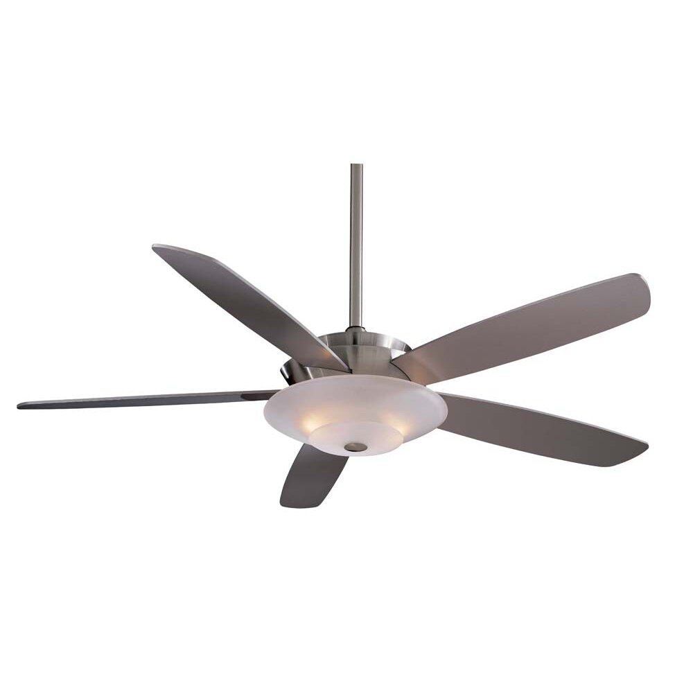 Minka Aire 54 Airus 5 Blade Ceiling Fan Reviews Wayfair