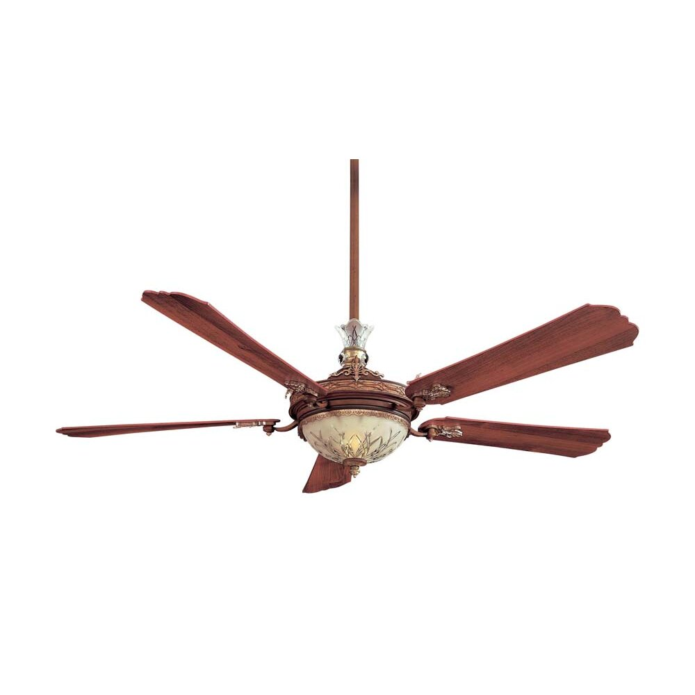 Minka Aire 68 Cristafano 5 Blade Ceiling Fan Reviews