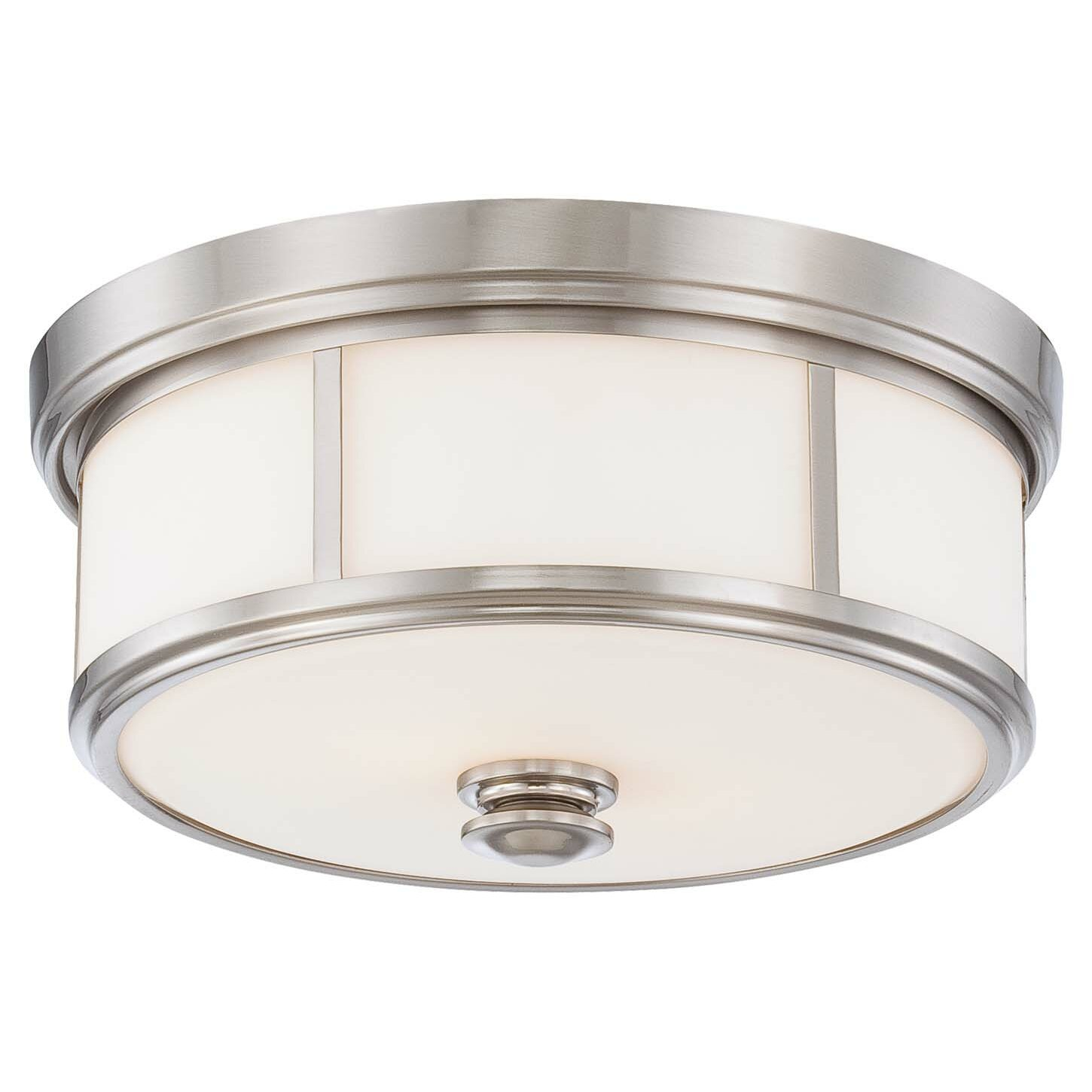 Minka Lavery 2 Light Flush Mount Reviews Wayfair