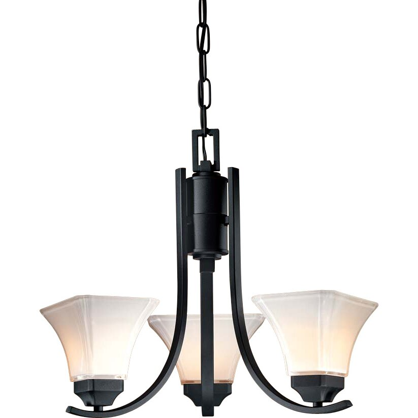 Minka Lavery Agilis 3 Light Mini Chandelier Reviews Wayfair