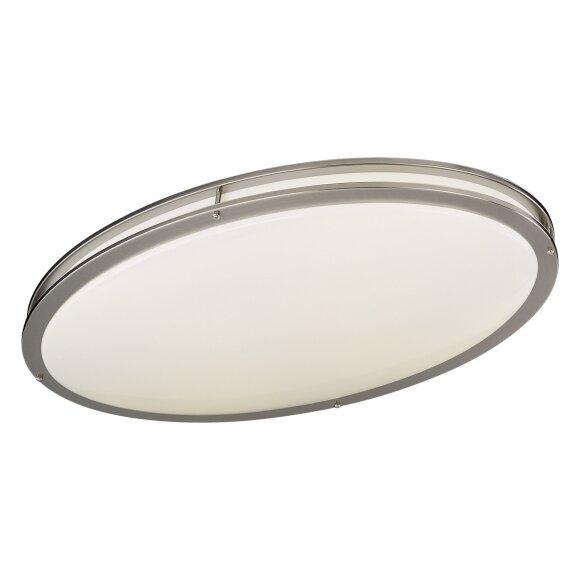 Minka Lavery 2 Light Oval Flush Mount & Reviews