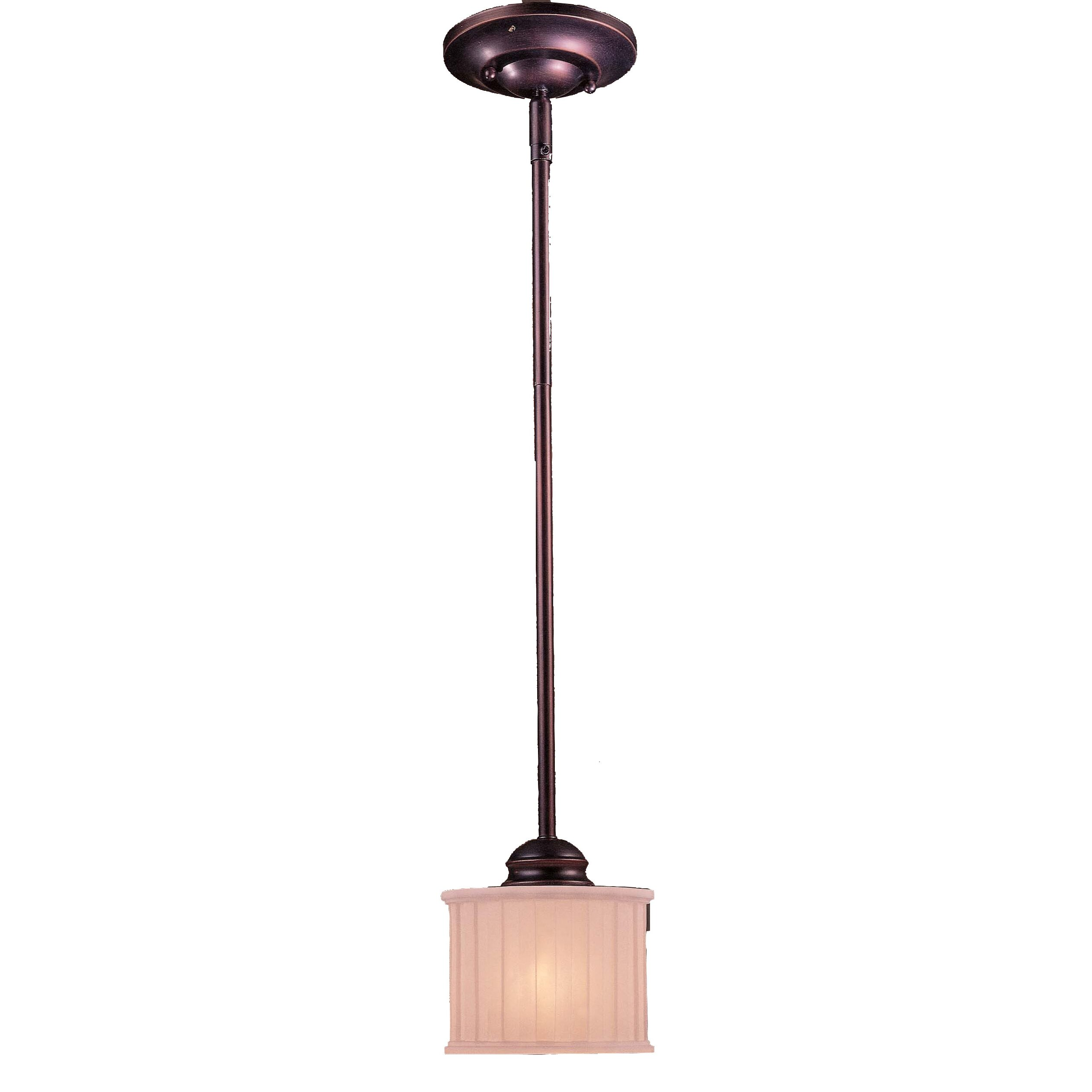 Minka Lavery 1730 Series 1 Light Mini Pendant Reviews Wayfair