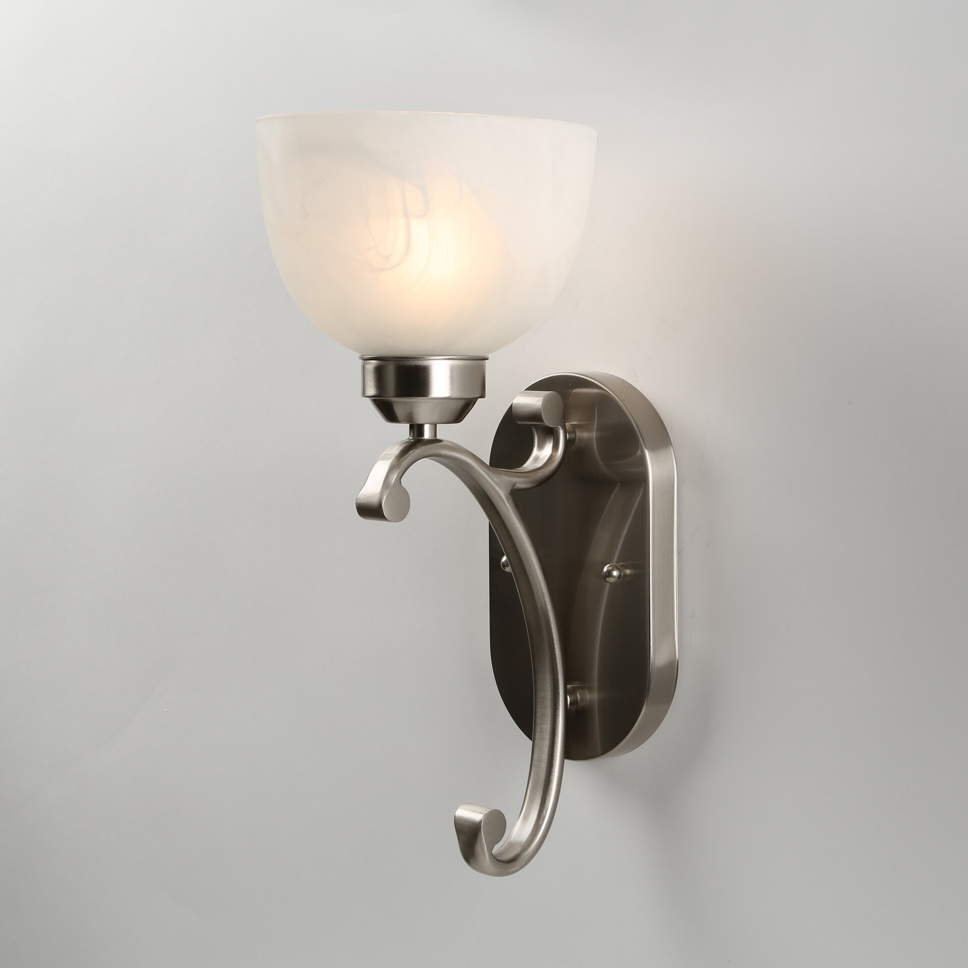 Wall Sconce With Magnifying Glass : Minka Lavery Paradox 1 Light Wall Sconce & Reviews Wayfair.ca