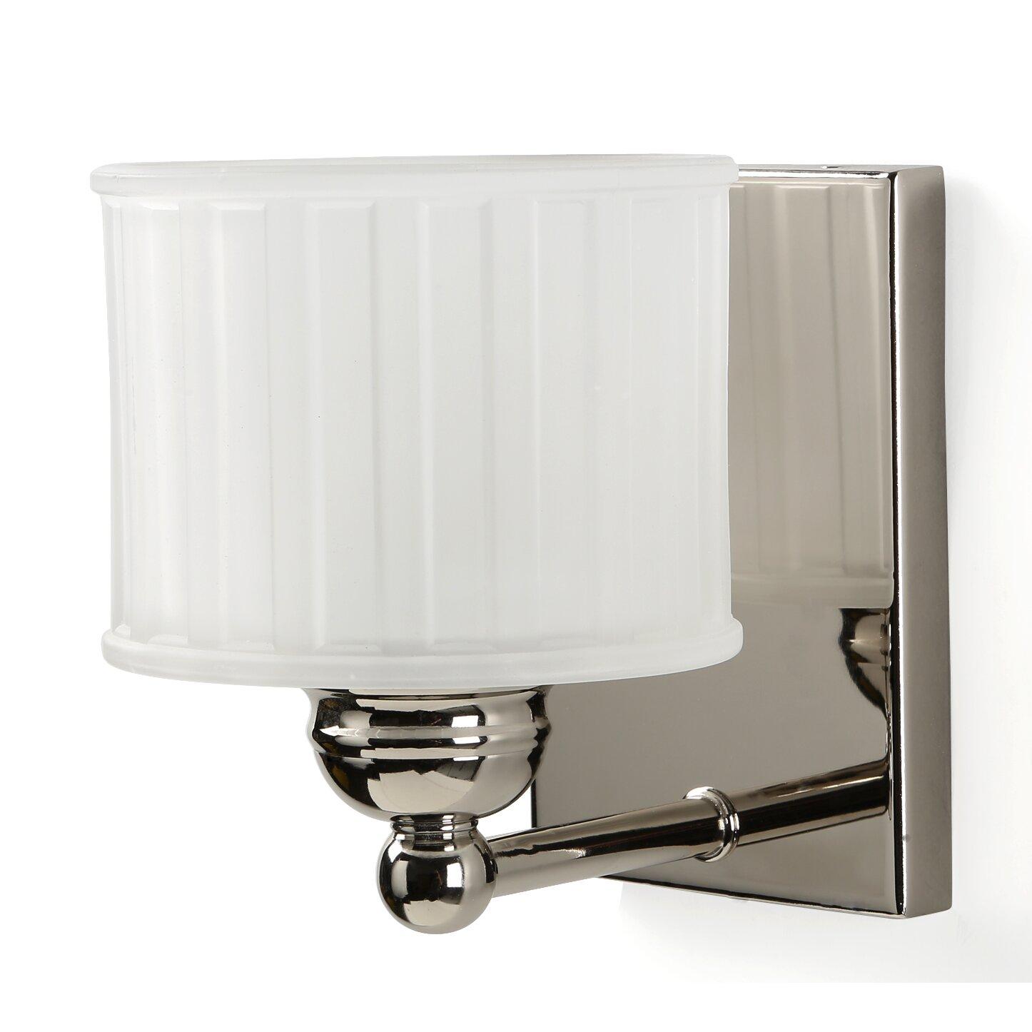 Minka Lavery 1730 Series 1 Light Bath Vanity Light Reviews Wayfair