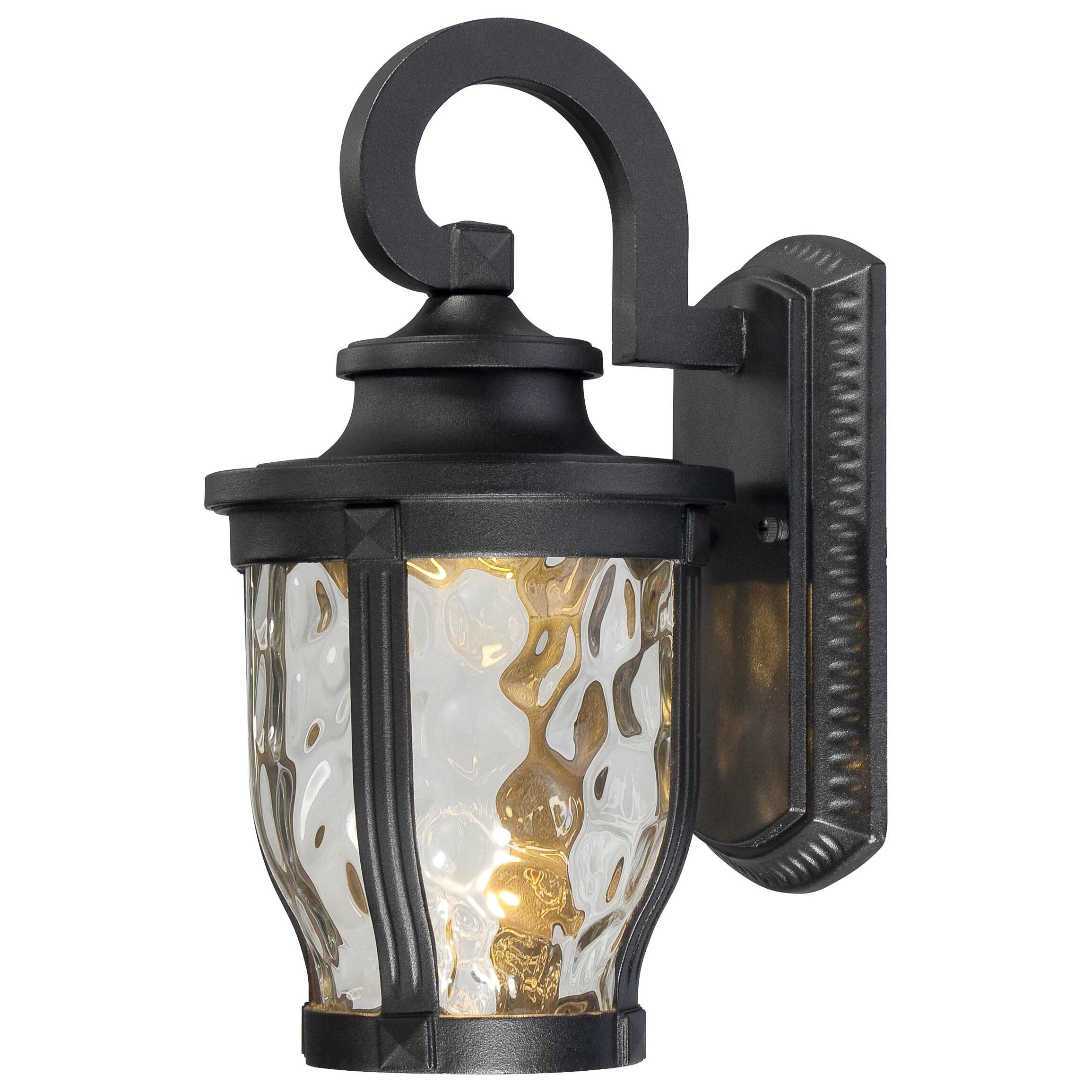 Minka Lavery Merrimack 1 Light Outdoor Wall Lantern Reviews Wayfair