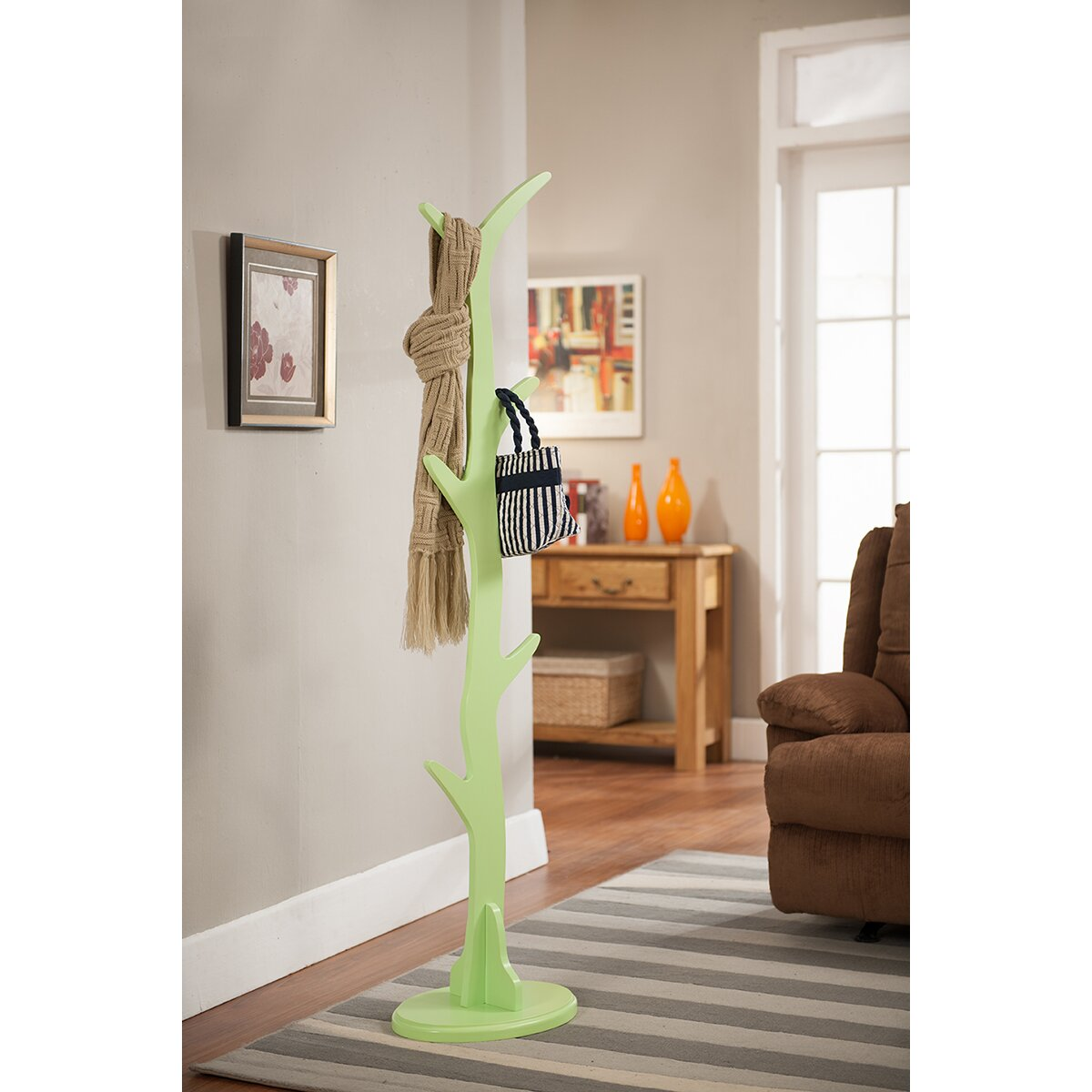 Inroom designs tree coat rack reviews wayfair In room designs