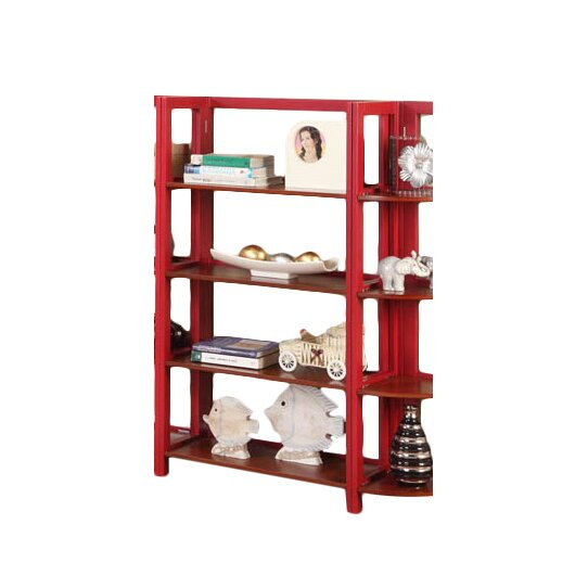 Inroom designs 42 etagere bookcase reviews wayfair In room designs