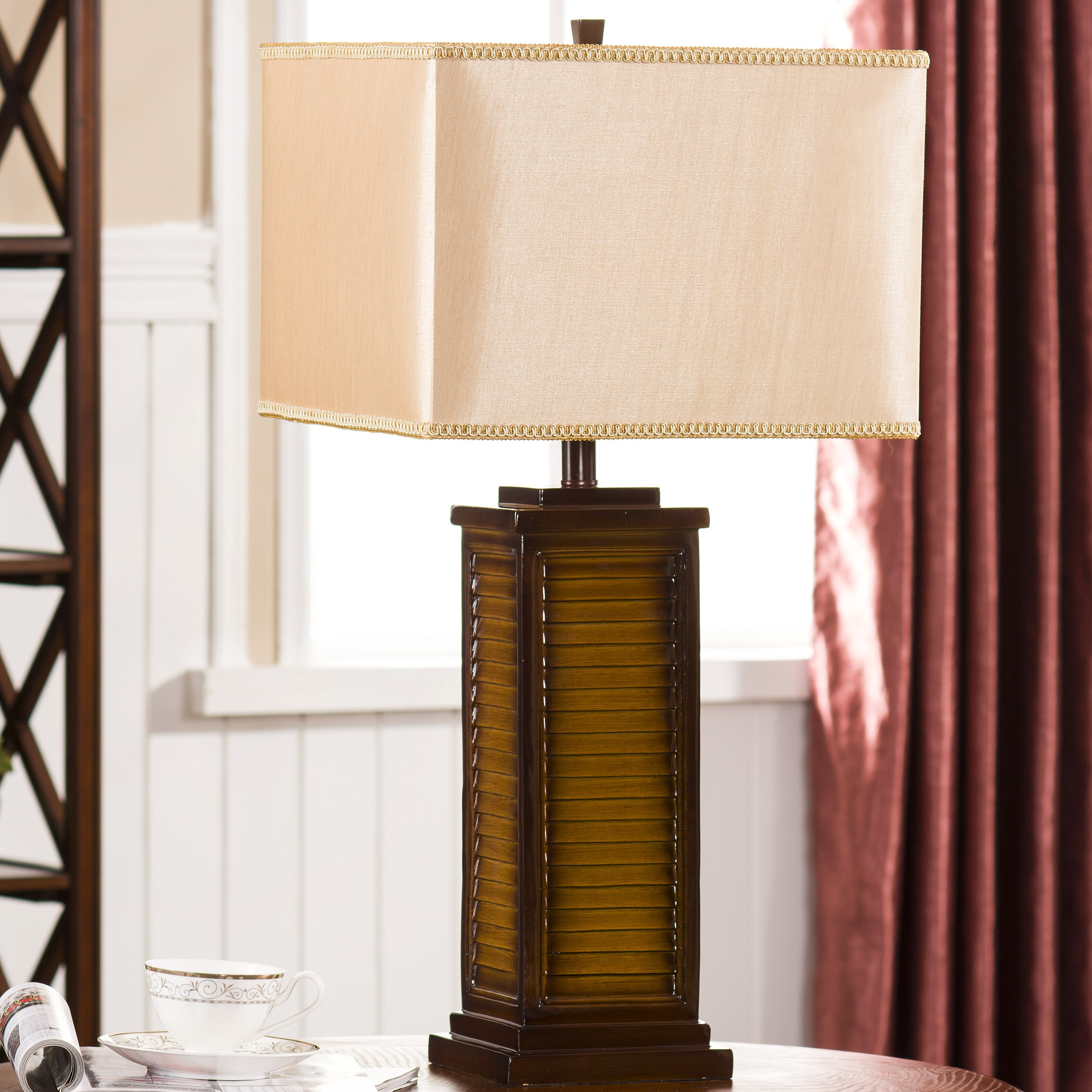 Inroom designs 30 table lamp wayfair In room designs