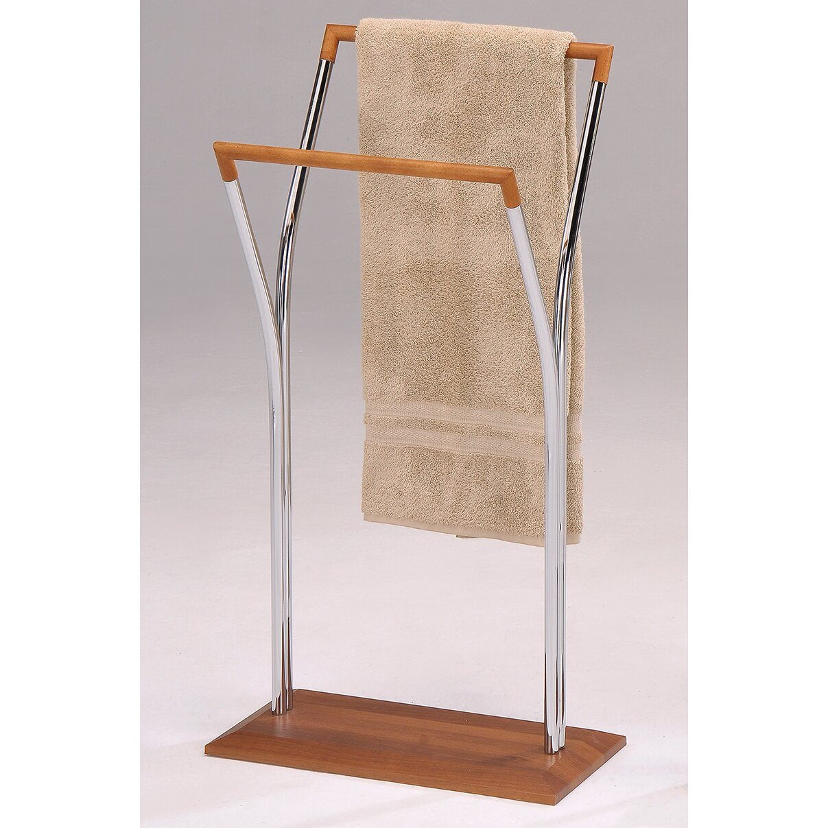 Inroom designs countertop towel stand wayfair In room designs