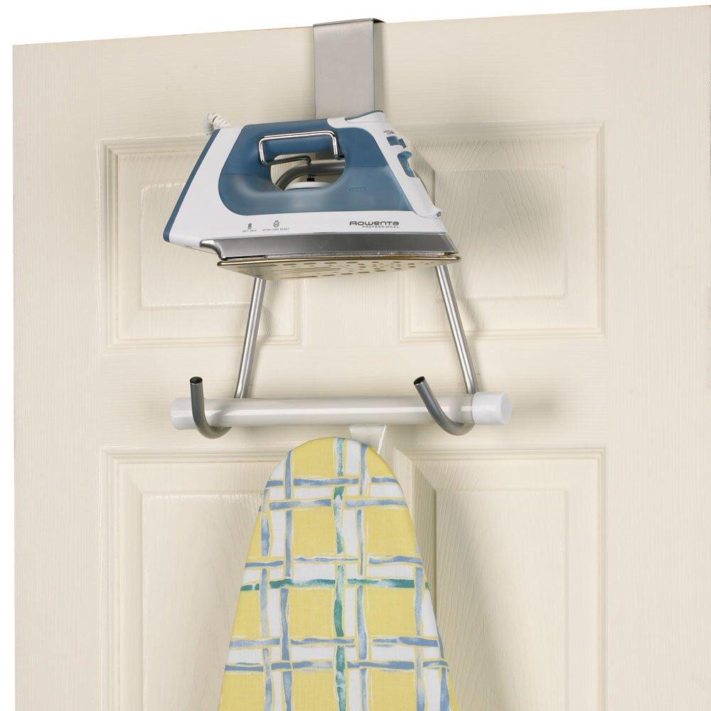 household essentials the door laundry room organizer reviews wayfair