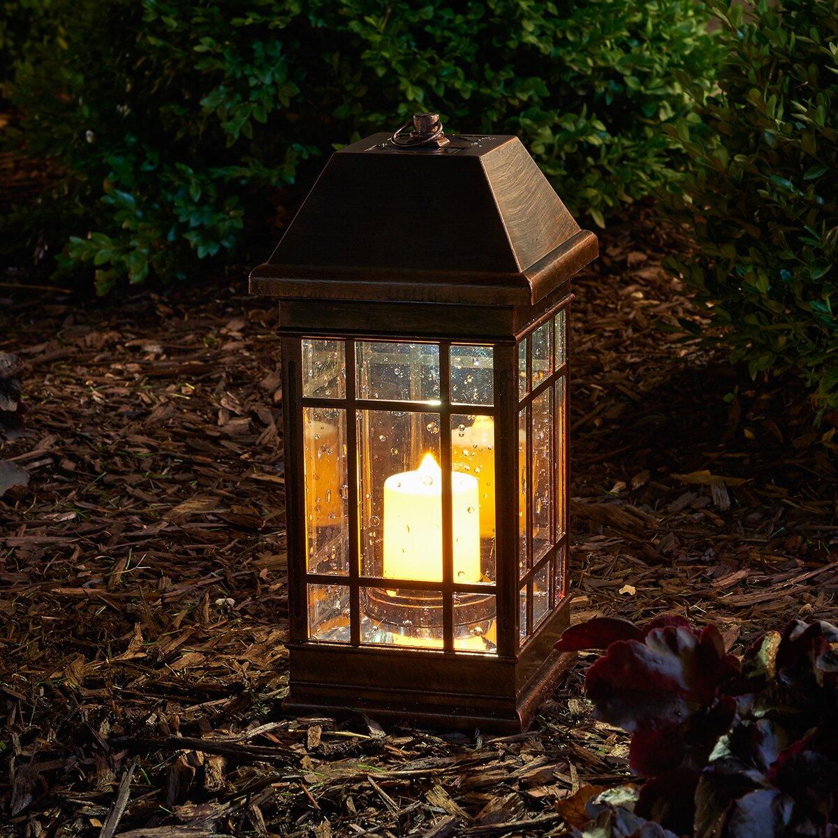 Smart Solar San Rafael Ii Solar Lantern Reviews Wayfair