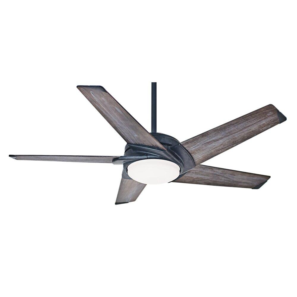 Casablanca Fan 54 Quot Stealth 5 Blade Ceiling Fan Amp Reviews