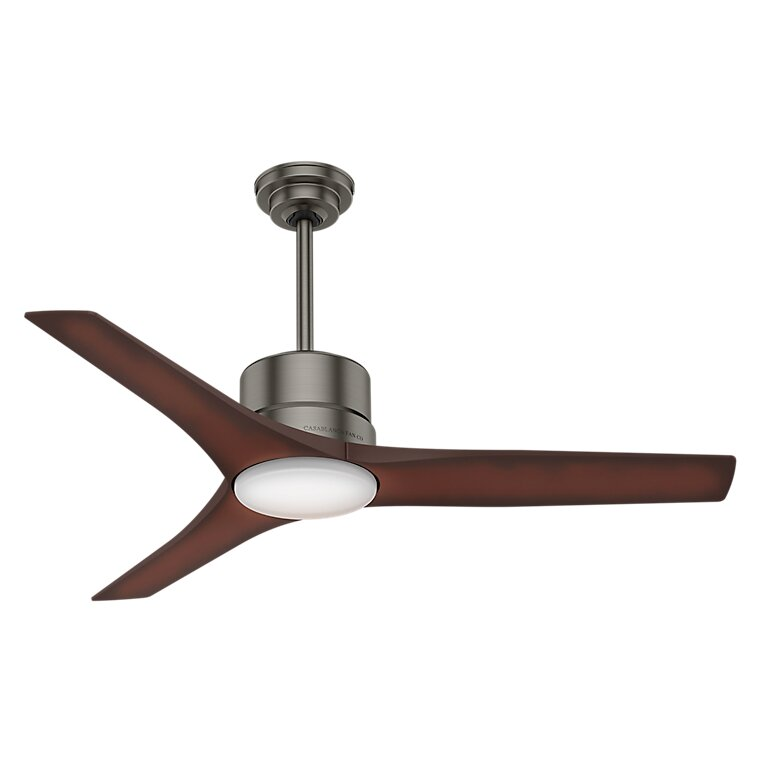 Casablanca Fan 52 Quot Piston 3 Blade Ceiling Fan With Remote