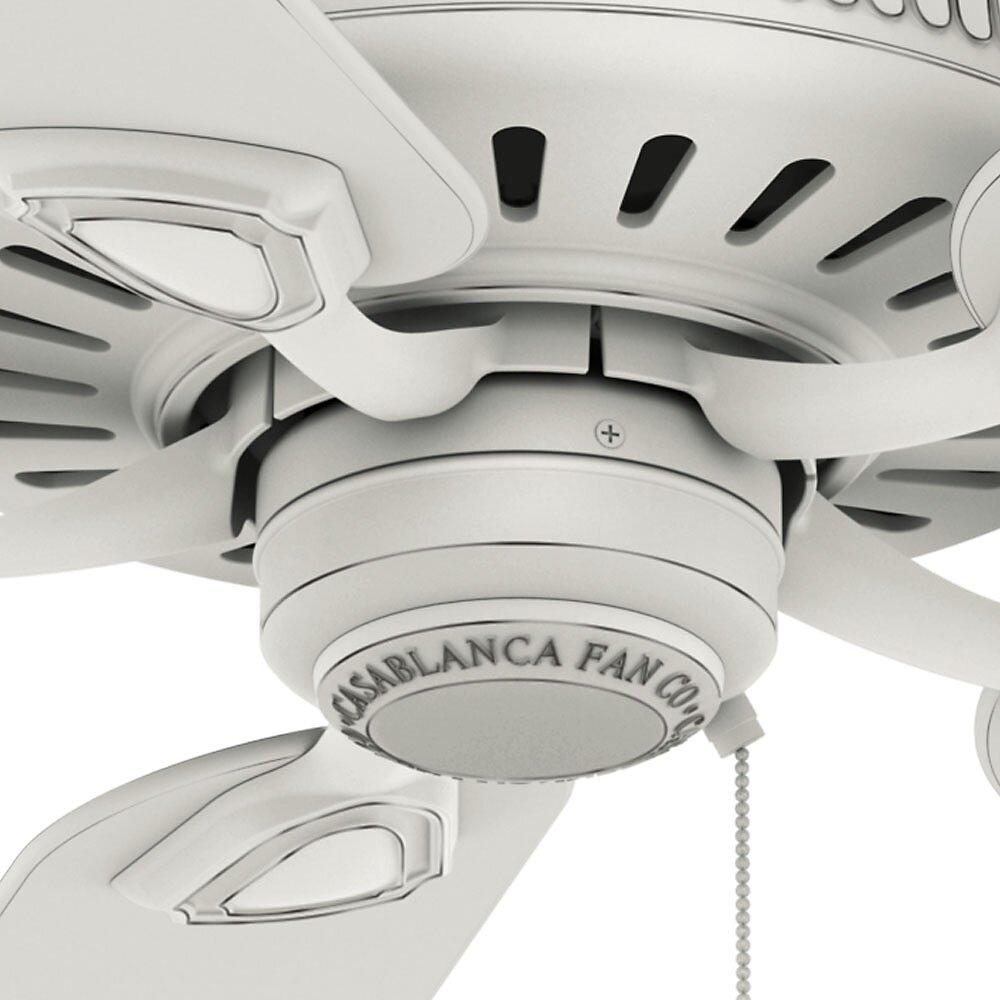 Casablanca Fan 60 Quot Ainsworth Gallery 5 Blade Ceiling Fan