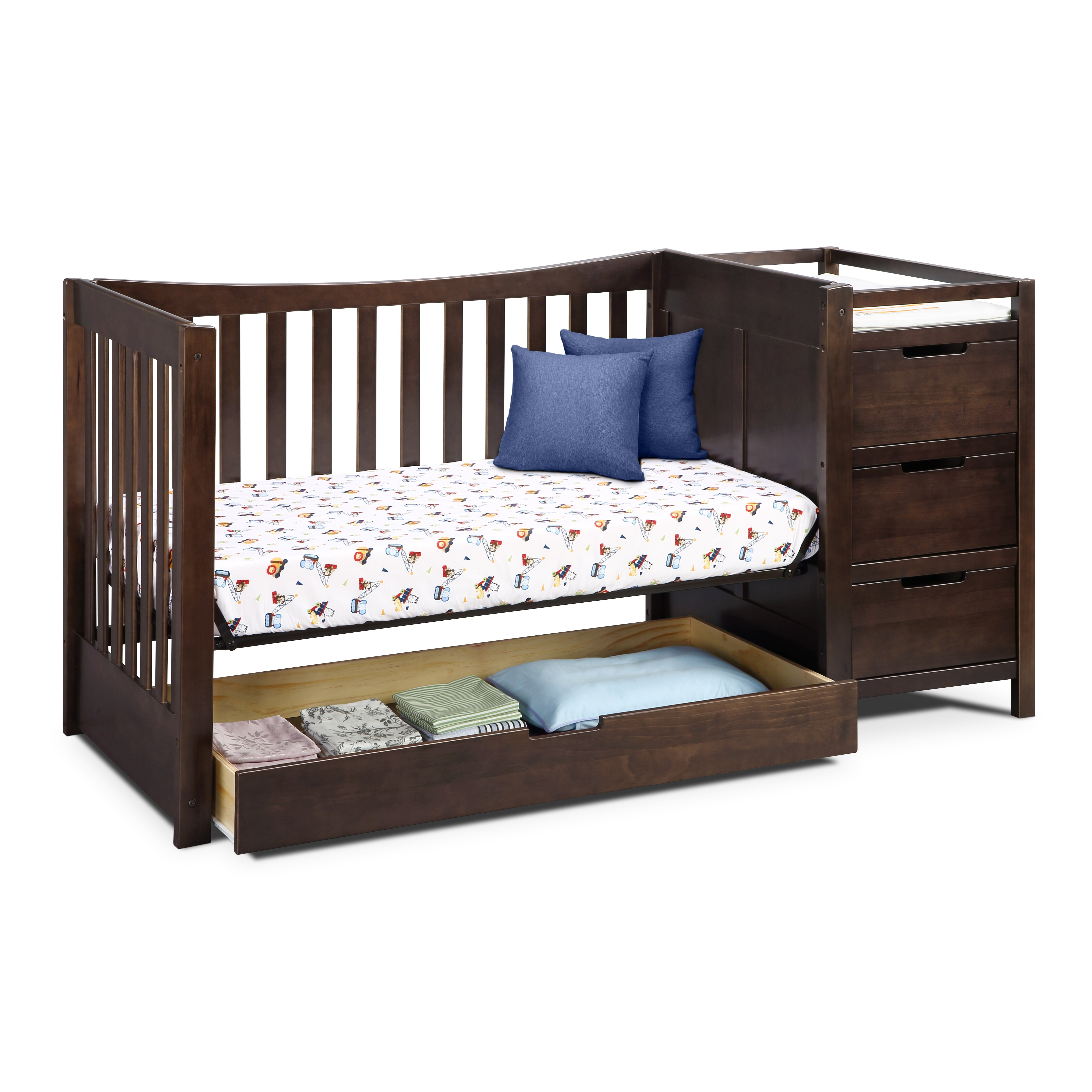 graco remi 4 in 1 convertible crib and changer reviews wayfair