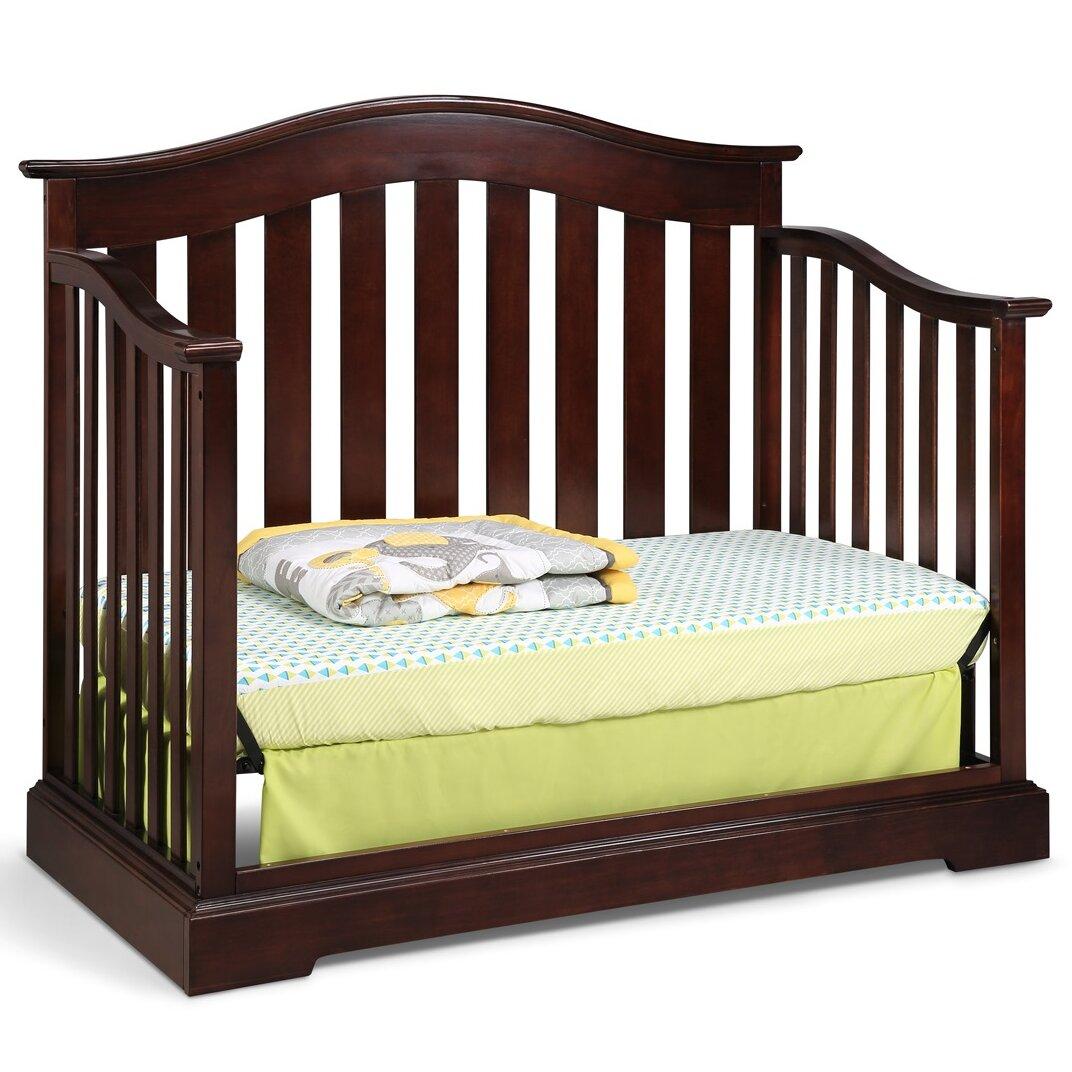 Graco Westbrook 4 In 1 Convertible Crib Reviews Wayfair