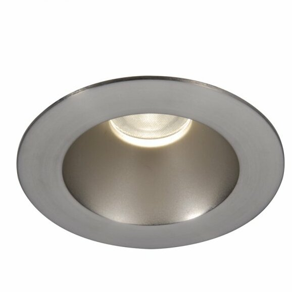 Led Recessed Lighting Beam Angle : Wac lighting led downlight open round quot recessed trim