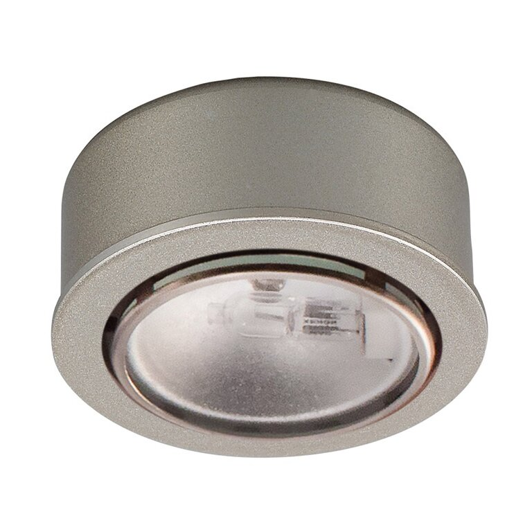 wac lighting halogen under cabinet puck light reviews wayfair. Black Bedroom Furniture Sets. Home Design Ideas