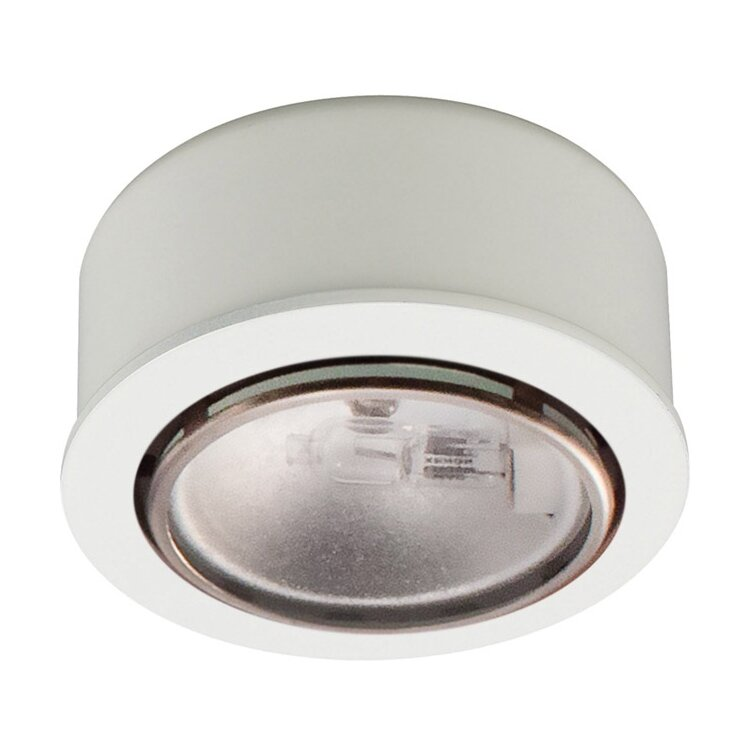 wac lighting xenon under cabinet puck light cabinet xenon lighting