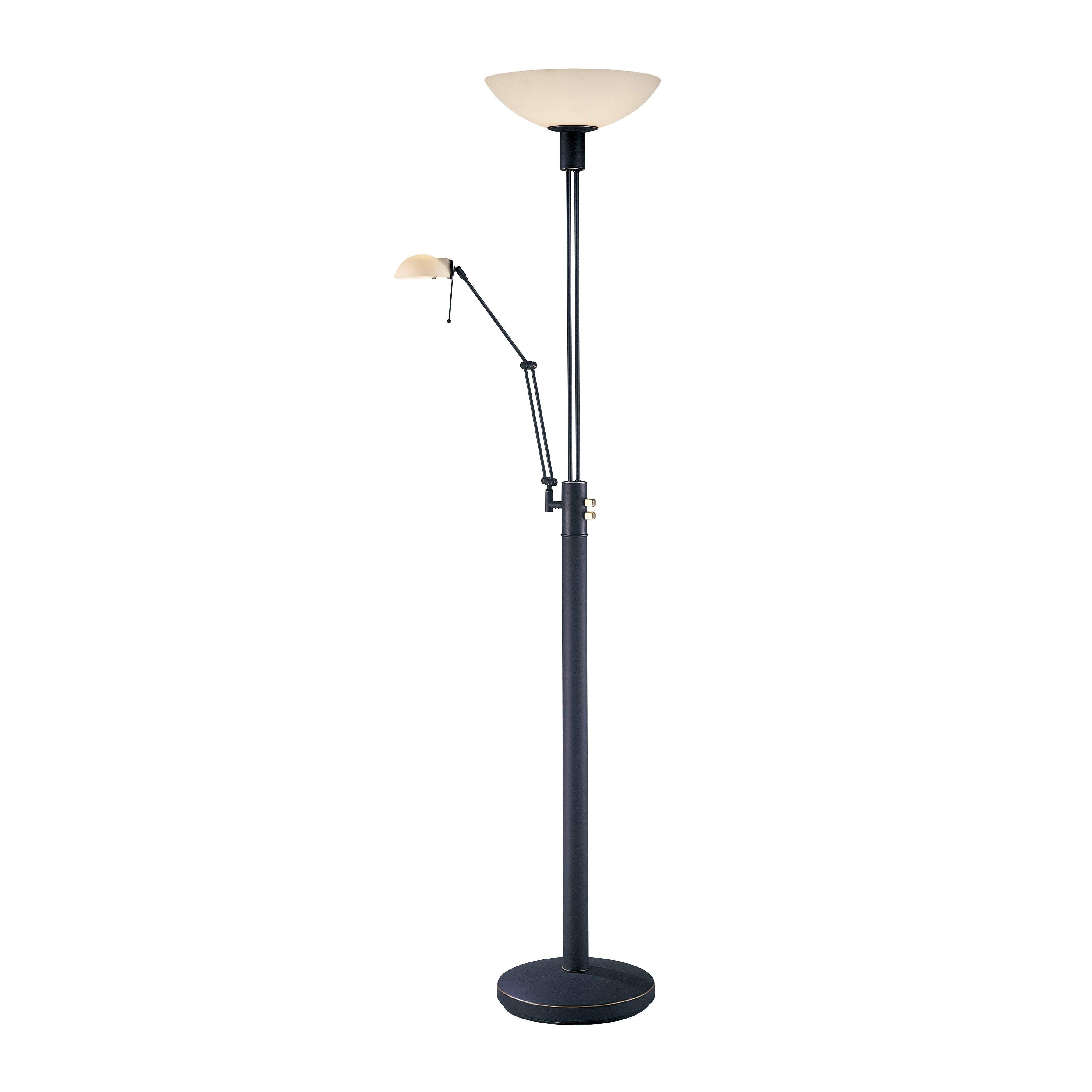 lighting lamps modern floor lamps george kovacs sku gkv1129. Black Bedroom Furniture Sets. Home Design Ideas