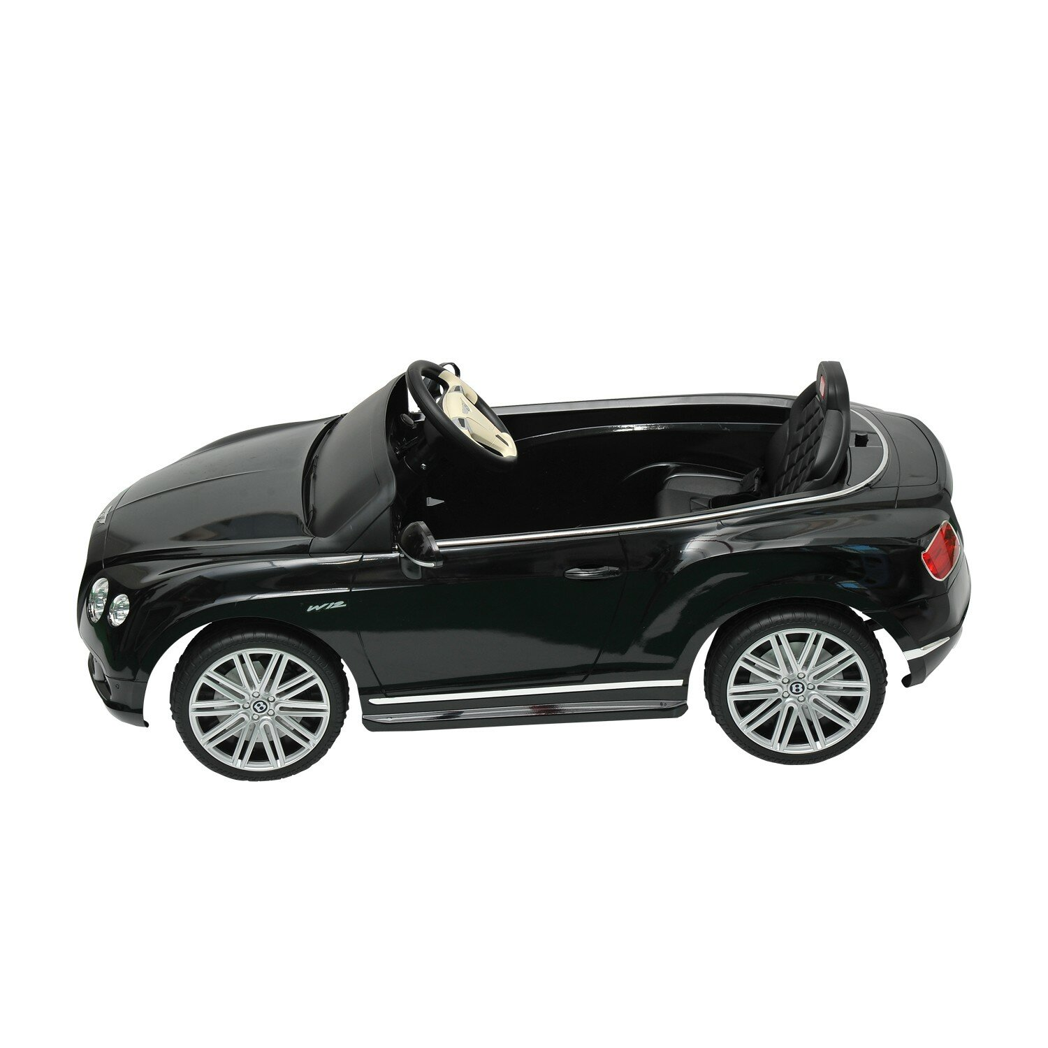 Bentley Gtc 12v Ride On Kids Battery Power Wheels Car Rc: Aosom Kids Bentley GTC 6V Battery Powered Car