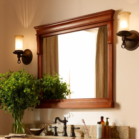Foremost naples mirror reviews wayfair for Foremost homes price list
