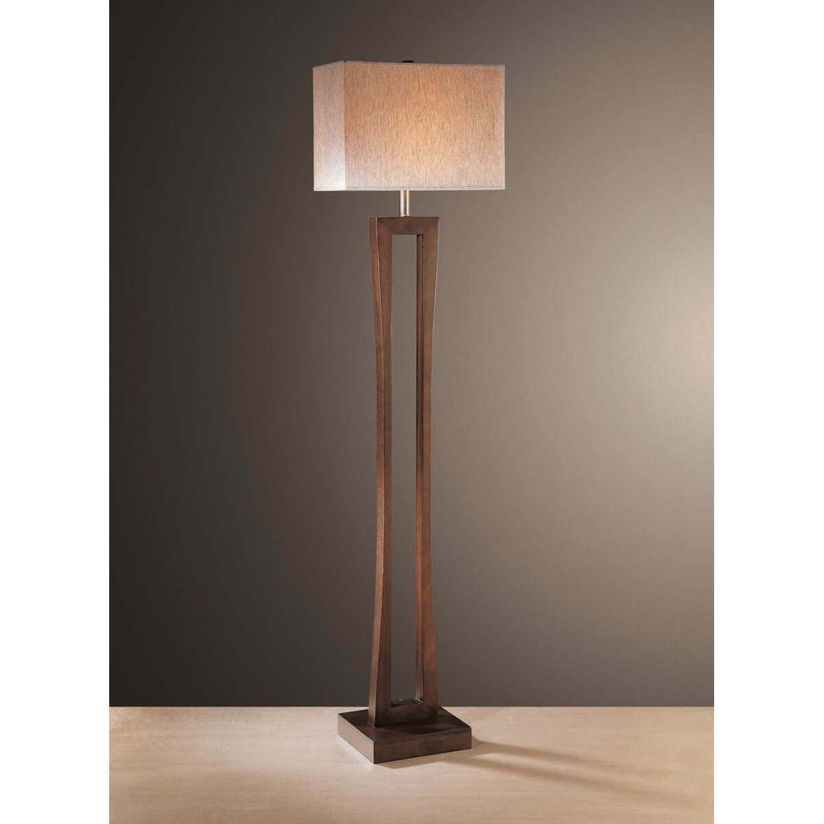 Minka Ambience Transitional 63 5 Quot Floor Lamp Amp Reviews