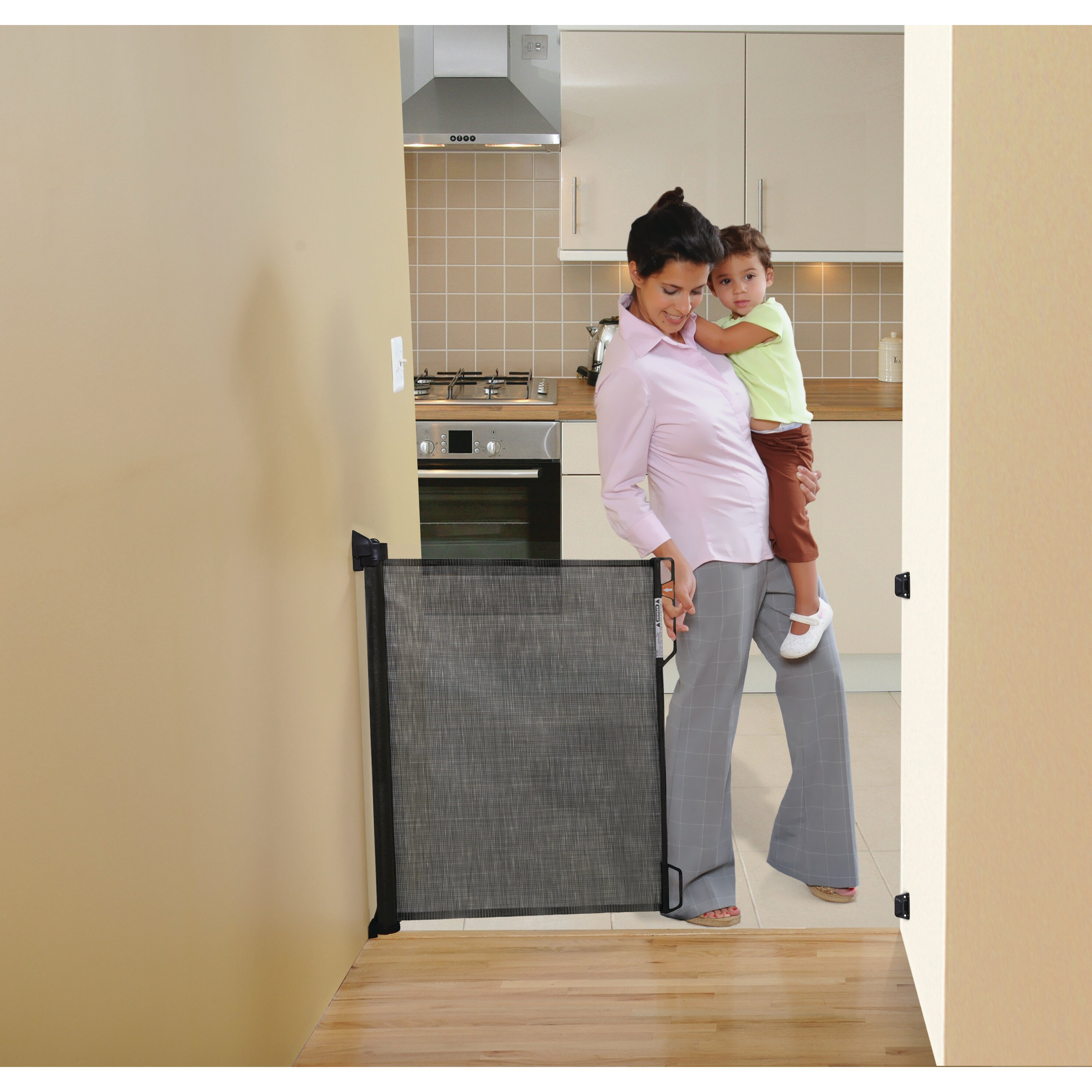Dreambaby Retractable Gate Spacers & Reviews