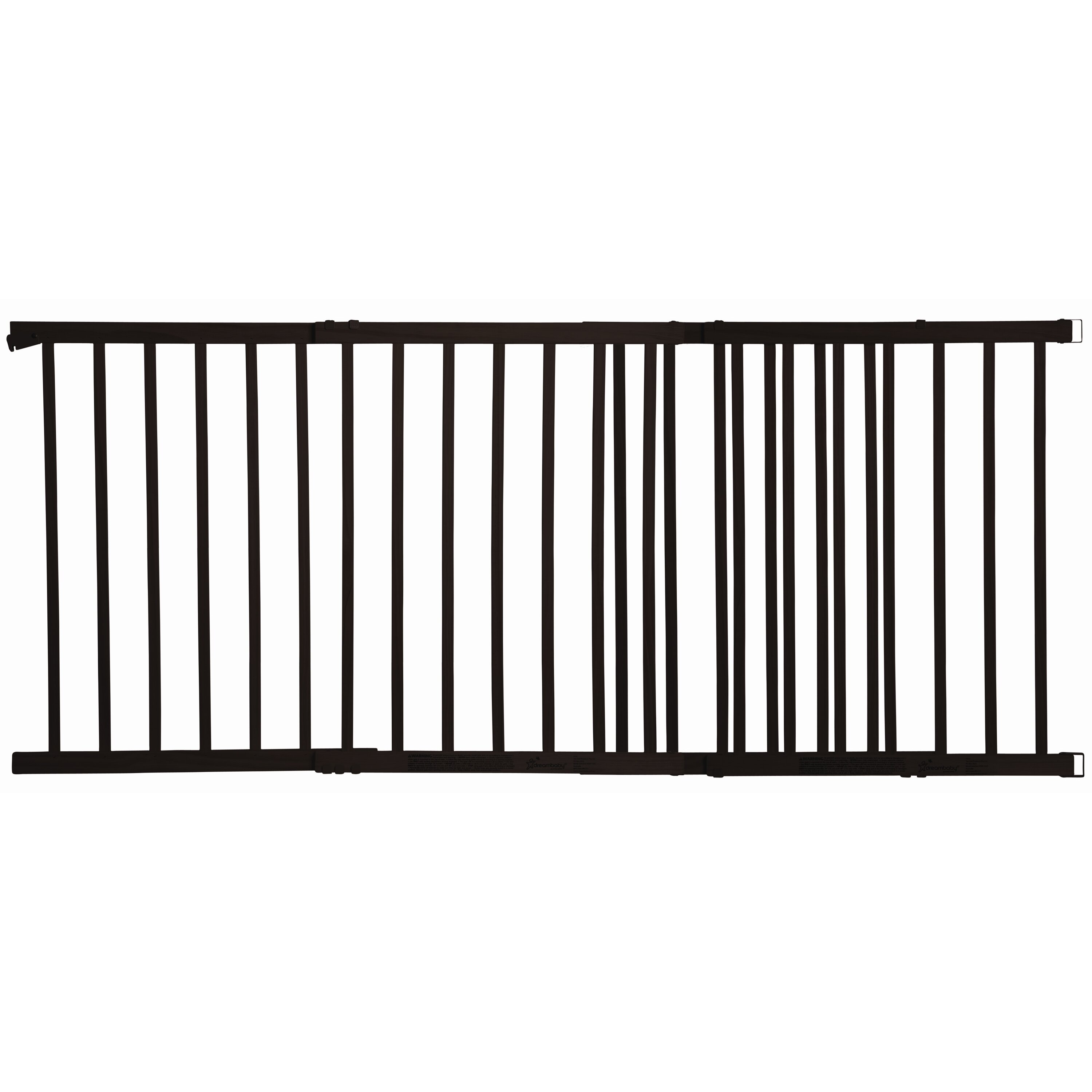 Dreambaby Wooden Expandable Gate & Reviews