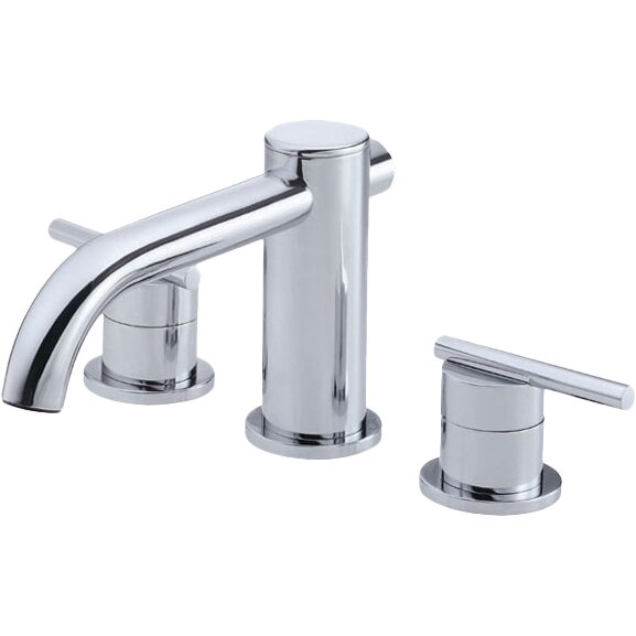 Danze Parma Double Handle Deck Mount Roman Tub Faucet Reviews
