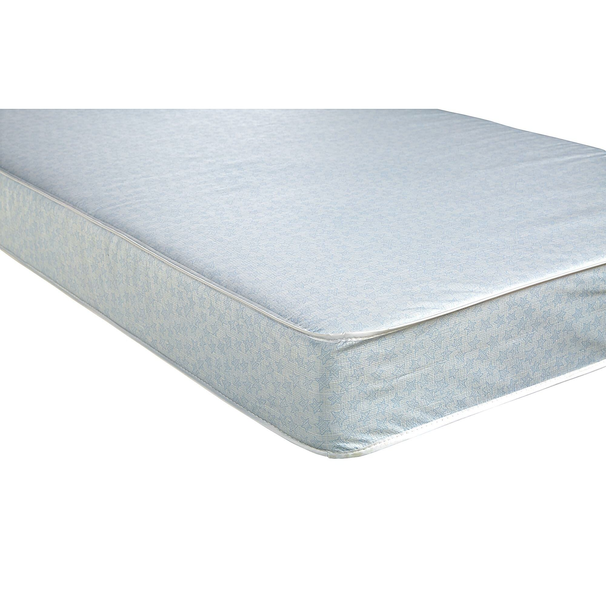 Dream On Me Mattress Safety Dream On Me Classic Sleigh