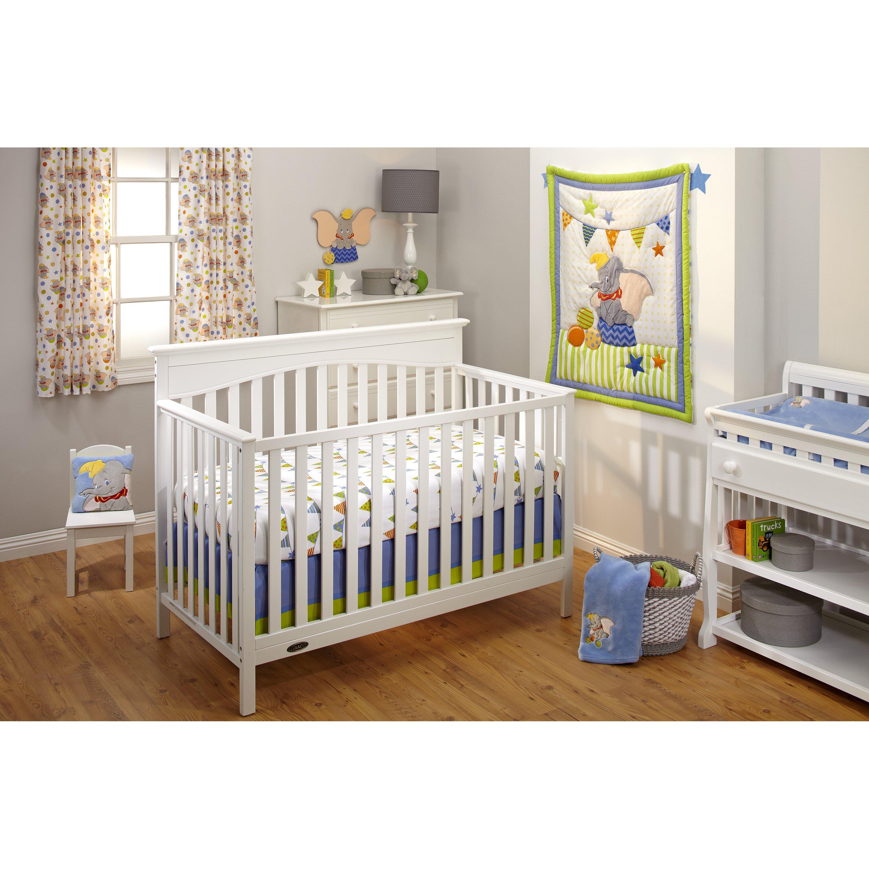 Disney Baby Dumbo 3 Piece Crib Bedding Set & Reviews