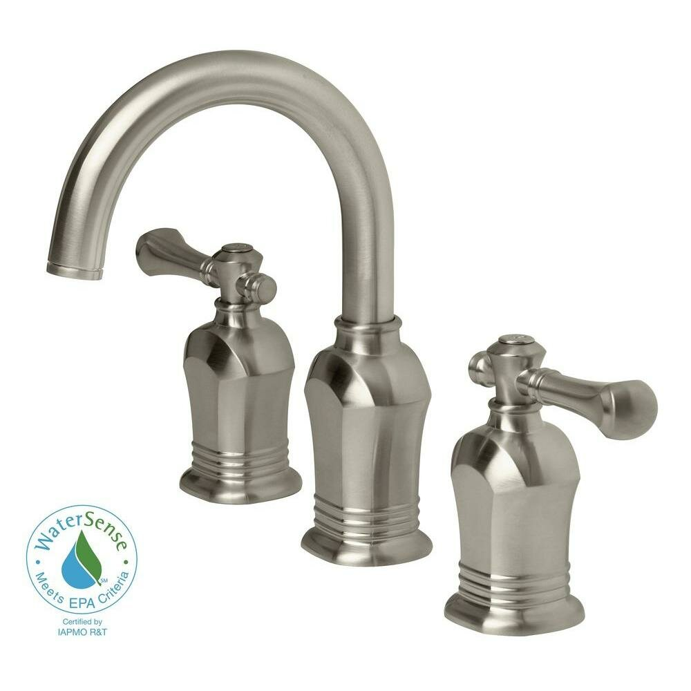 Pegasus Verdanza Double Handle Bathroom Faucet Amp Reviews
