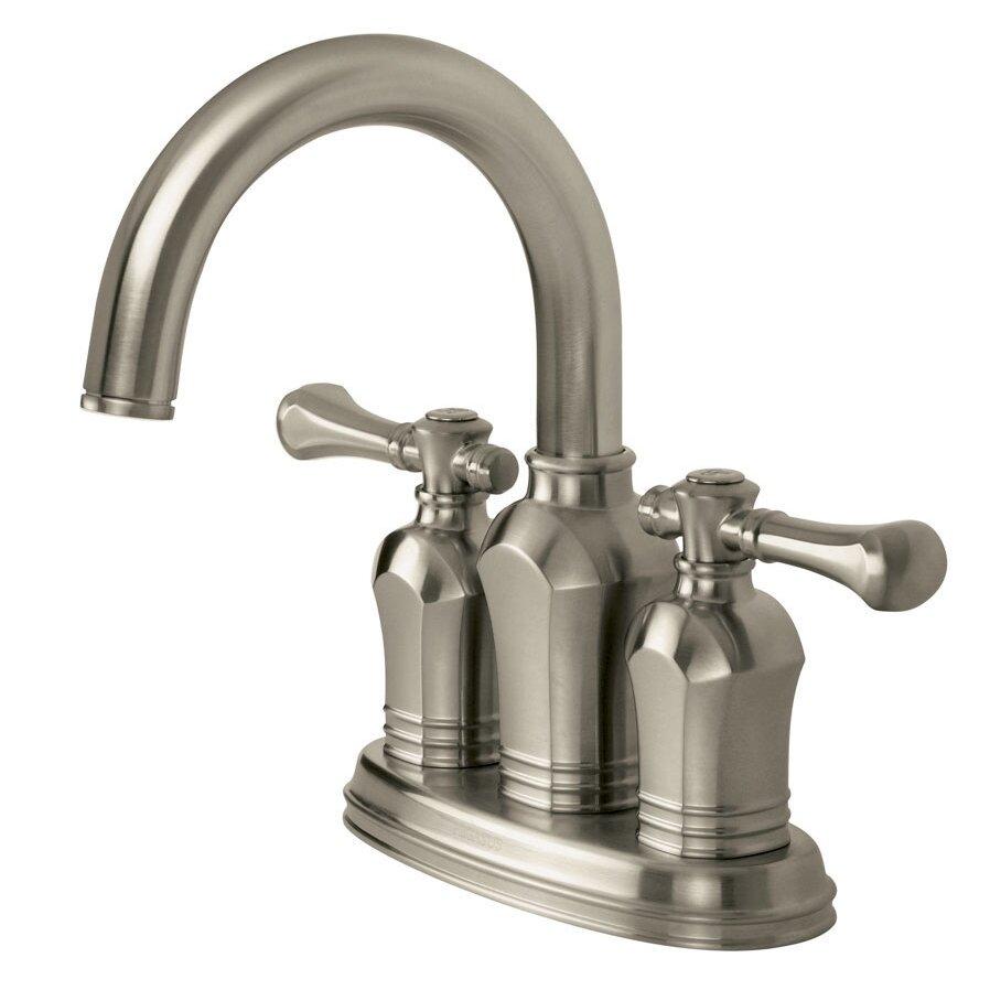 Pegasus Verdanza Centerset Bathroom Faucet With Double Handles Amp Reviews Wayfair
