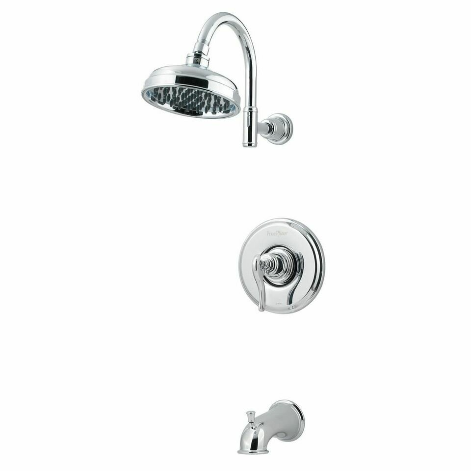 Pfister Ashfield Single Handle Tub And Shower Trim Reviews Wayfair