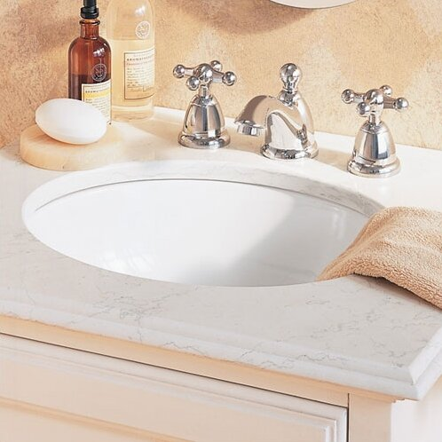American Standard Ovalyn Universal Access Undermount Bathroom Sink Reviews