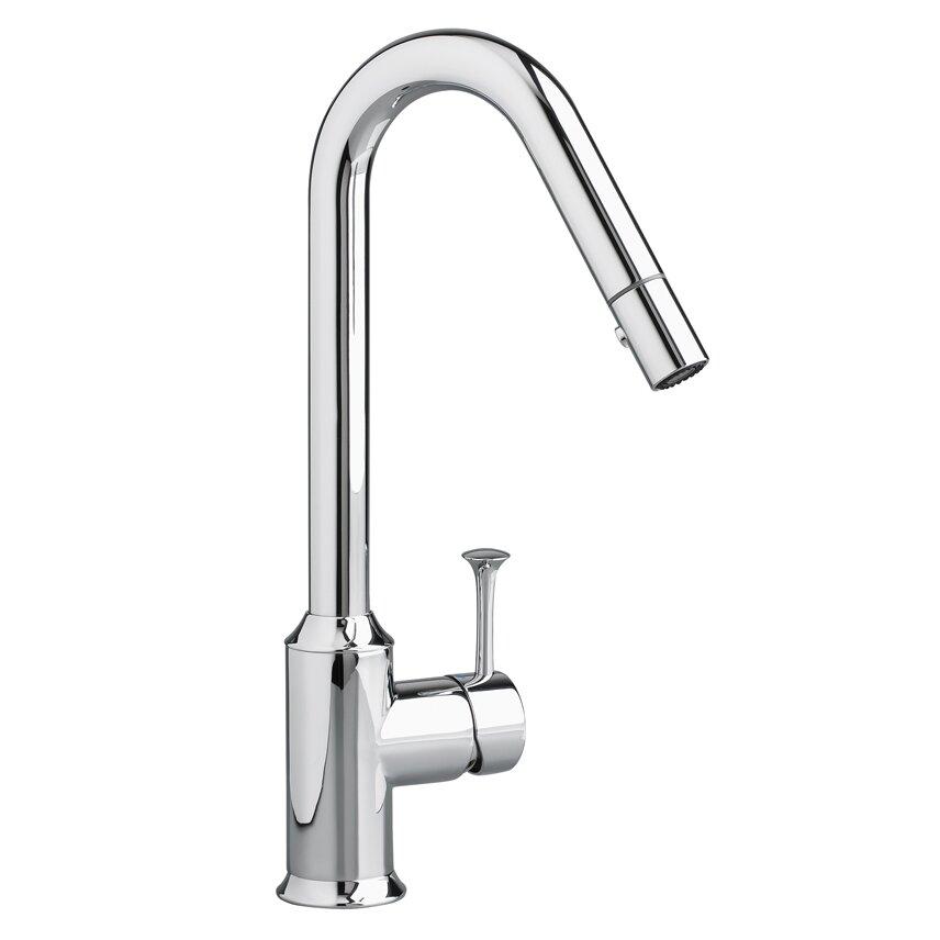 american standard pekoe single handle single hole pull
