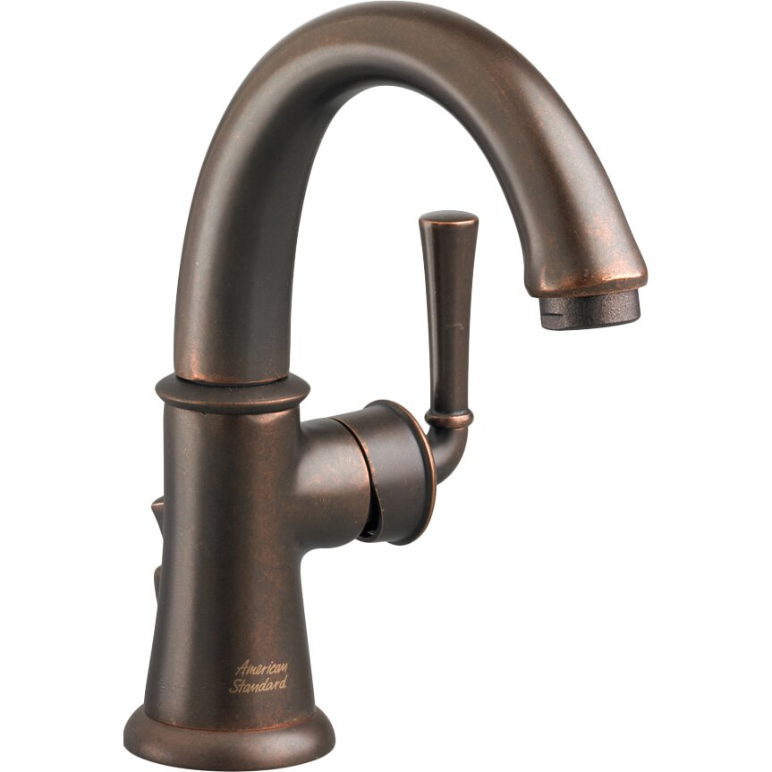 American Standard Portsmouth Single Hole Bathroom Faucet With Single Handle Reviews