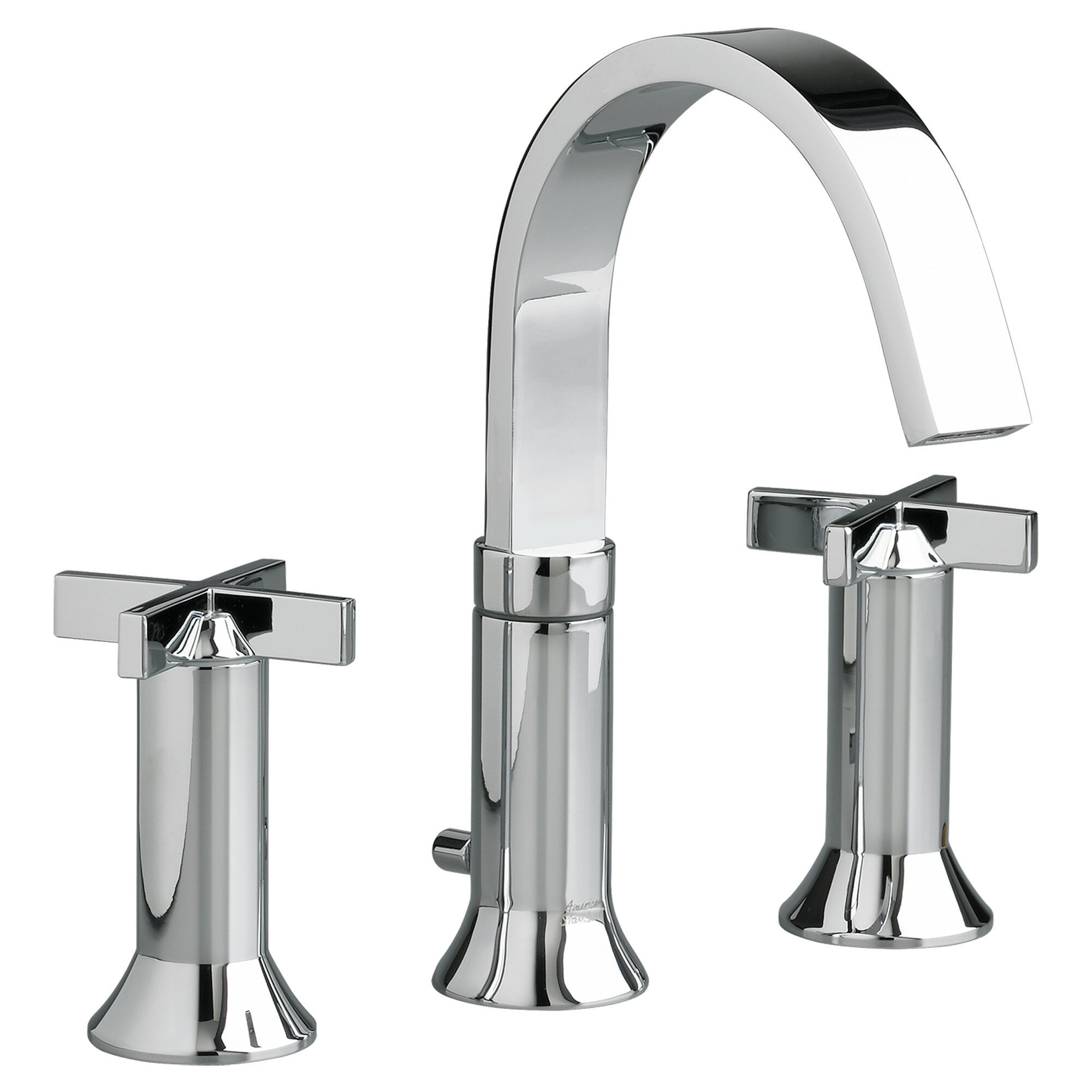 american standard berwick widespread bathroom faucet with