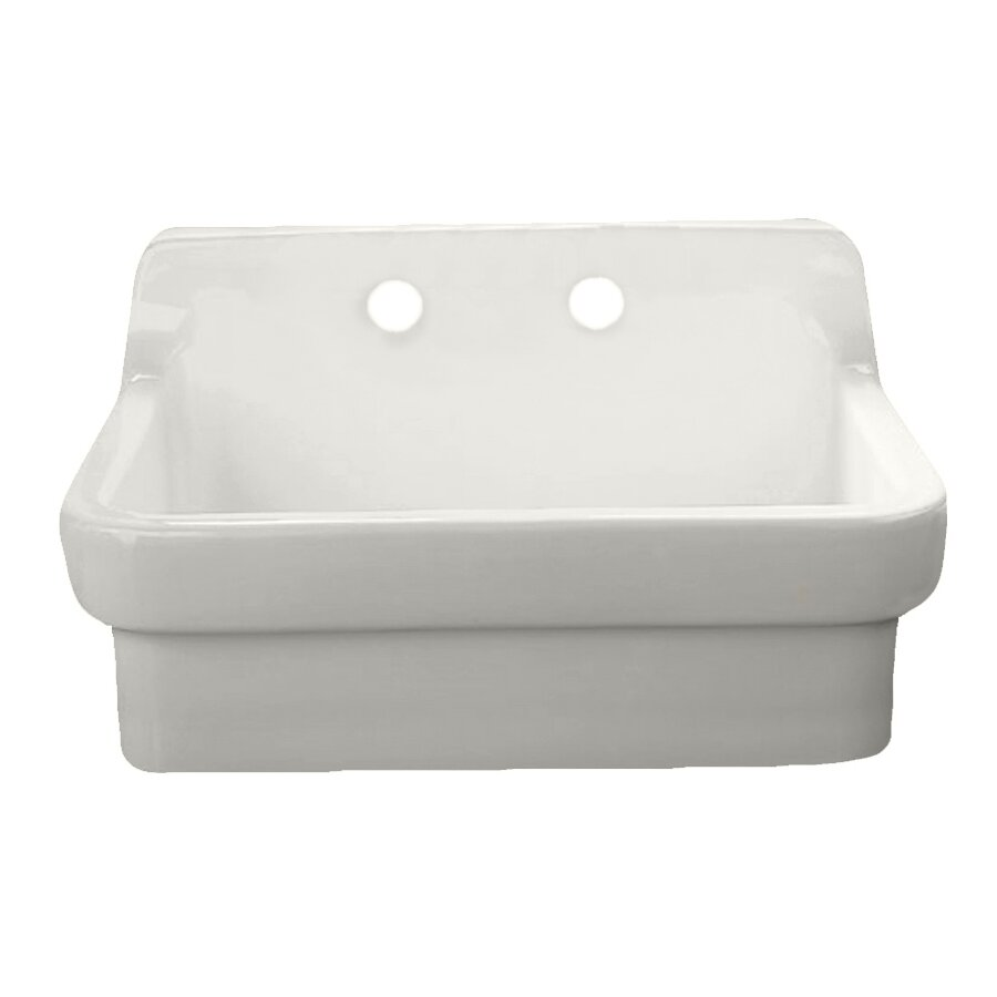 30 x 22 kitchen sink american standard 30 quot x 22 quot country kitchen sink amp reviews 7325