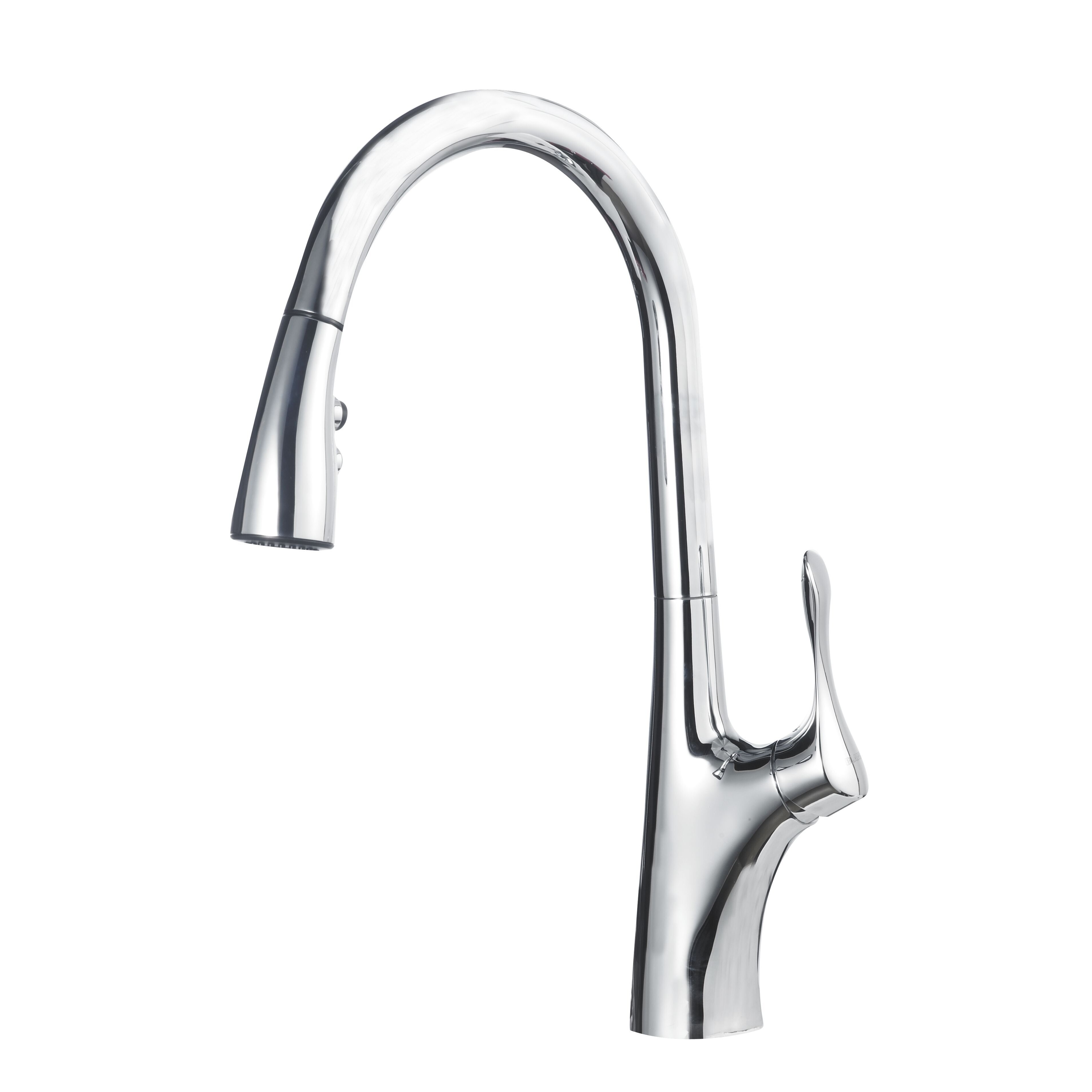 Blanco Faucet Reviews : Blanco Napa Single Handle Deck Mounted Standard Kitchen Faucet with ...