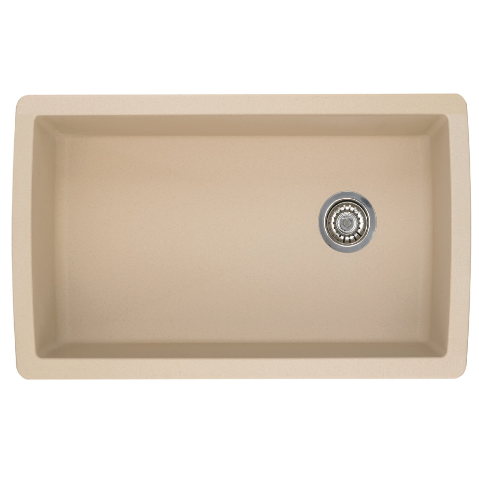 Blanco Top Mount Kitchen Sinks : Blanco Diamond 33.5