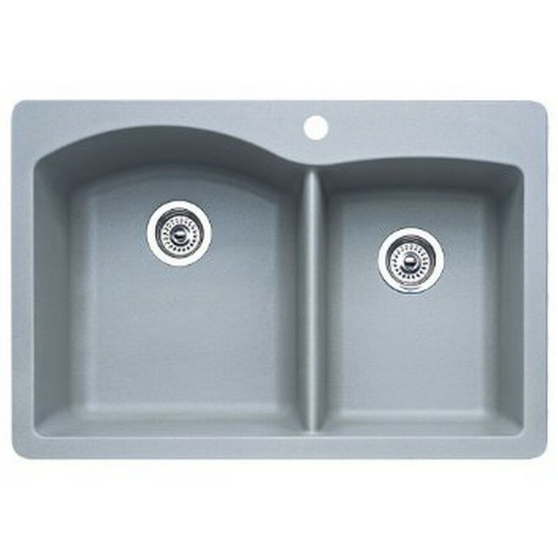 Diamond Kitchen Sink : Blanco Diamond 33
