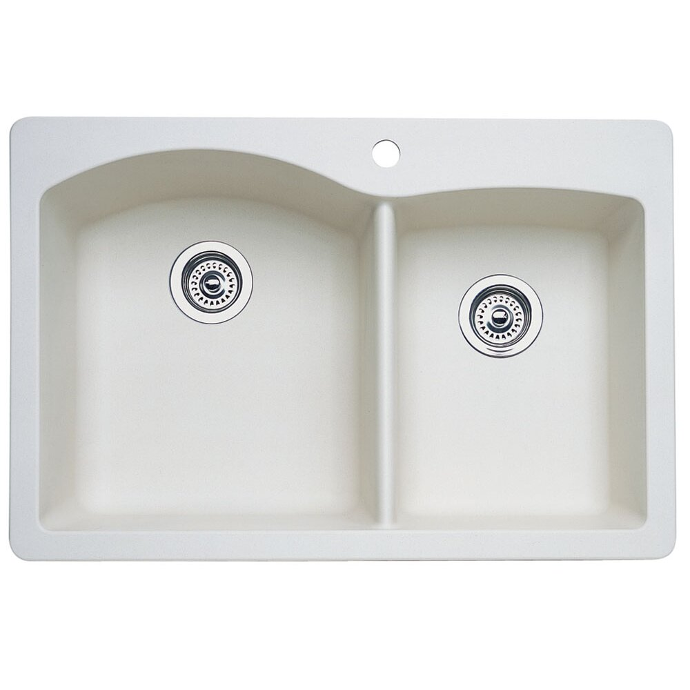 blanco drop in kitchen sinks blanco 33 quot x 22 quot bowl drop in kitchen sink 7918