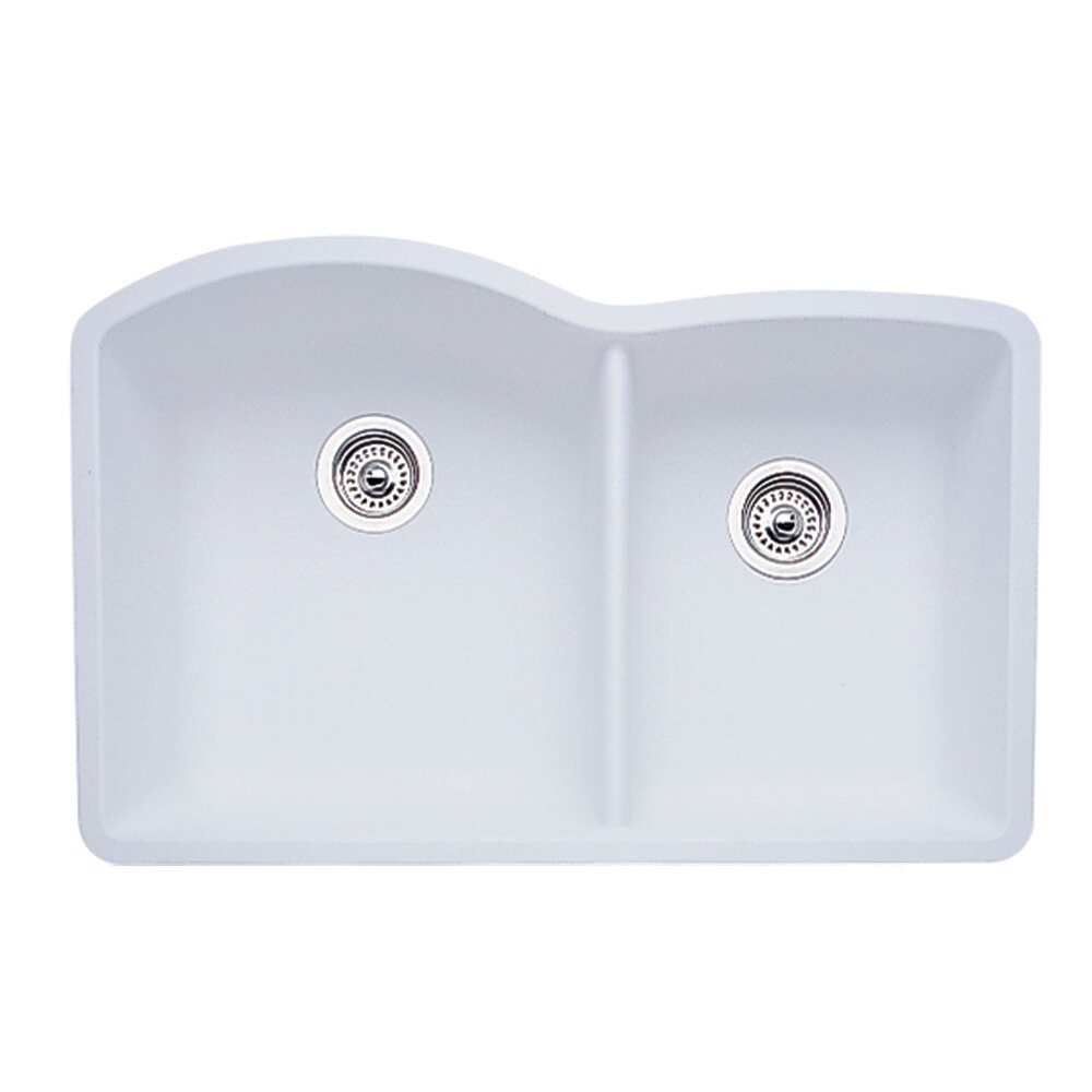 Diamond Kitchen Sink : Blanco Diamond 32
